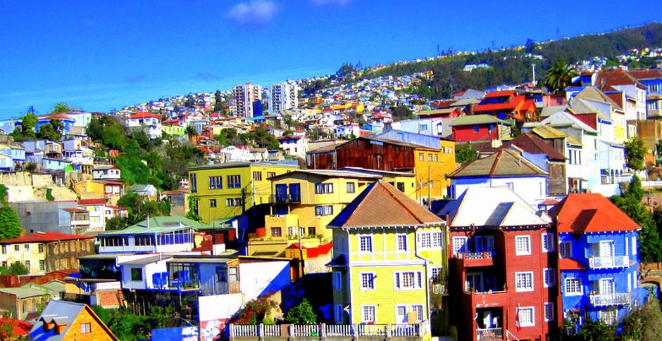 Reactivación de la ciudad de Valparaíso